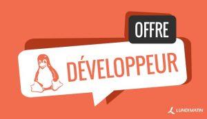 Offre développeur