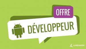 Offre Développeur Android