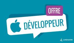 Offre développeur iOS