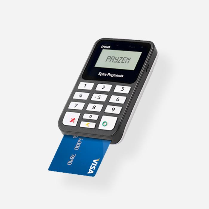 Utilisez le TPE PayZen avec RoverCash