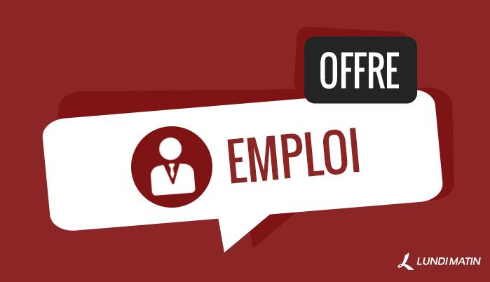 Nos offres d'emploi